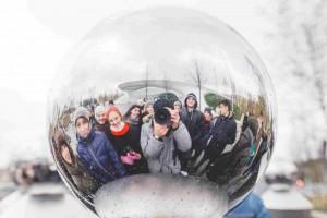 Молодежь посетила Москву